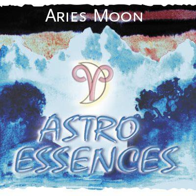 Aries Moon astro essence