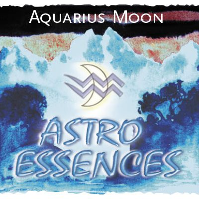 Aquarius Moon astro essence