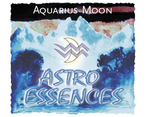 Aquarius Moon astro essence