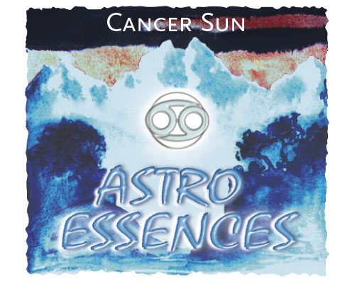 Cancer Sun astro essence