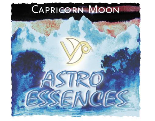 Capricorn Moon astro essence