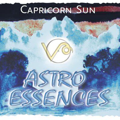 Capricorn Sun astro essence