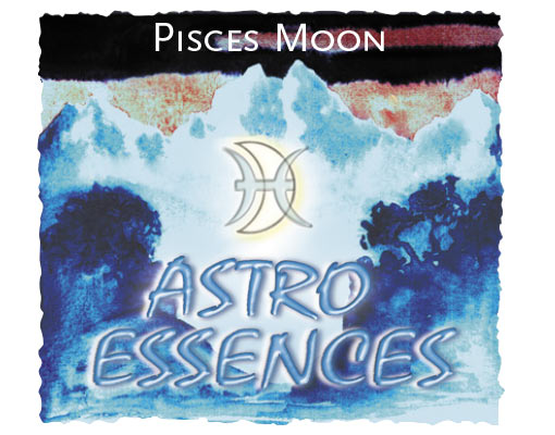 Pisces Moon astro essence