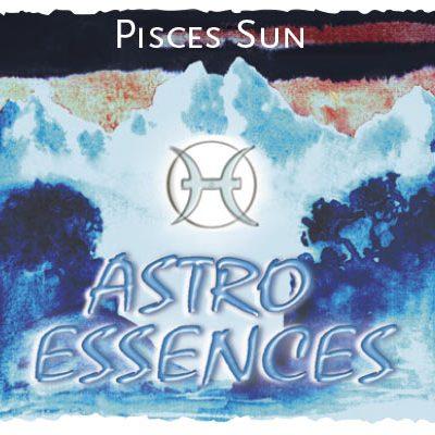 Pisces Sun astro essence