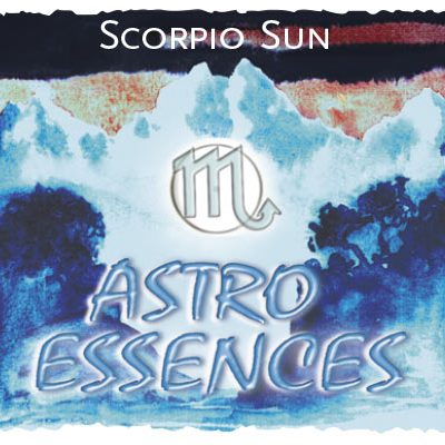 Scorpio Sun astro essence