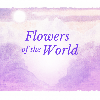 Flowers of the World, 15mL