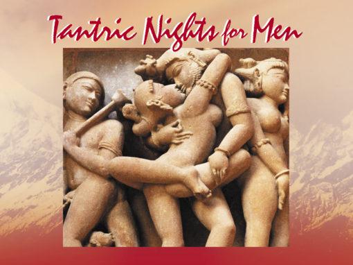 Tantric Nights for Men flower essence